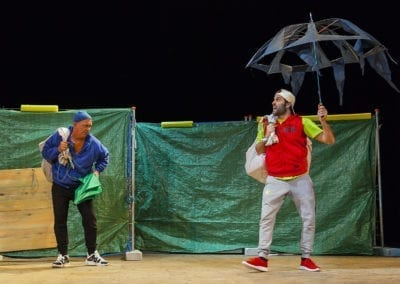 """""""BAOBAB"""" La Pera Llimonera Teatre."""